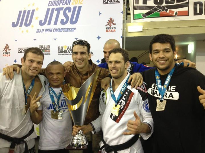 GB BJJ Europeans 2012