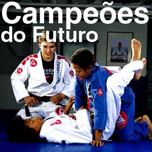 Certificados de Faixa de Jiu-Jitsu Infantil na Gracie Barra