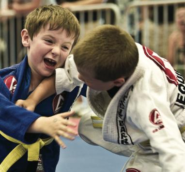 como ensinar jiu jitsu para crianças infantil