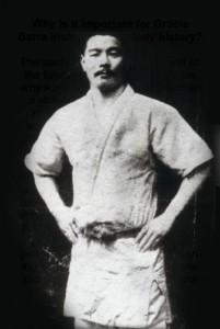 1914 Mitsuyu Maeda - Gracie Barra Brazilian Jiu-Jitsu Heritage - Rohnert Park, CA
