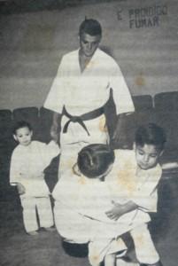 1925 The First Gracie School  - Gracie Barra Brazilian Jiu-Jitsu Heritage - Rohnert Park, CA