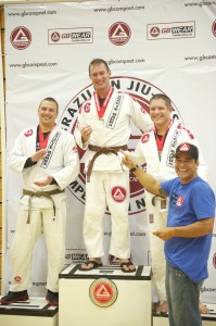 Kent McIntyre takes 1st place