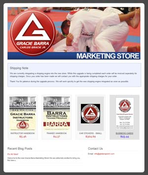 GB Marketing Store