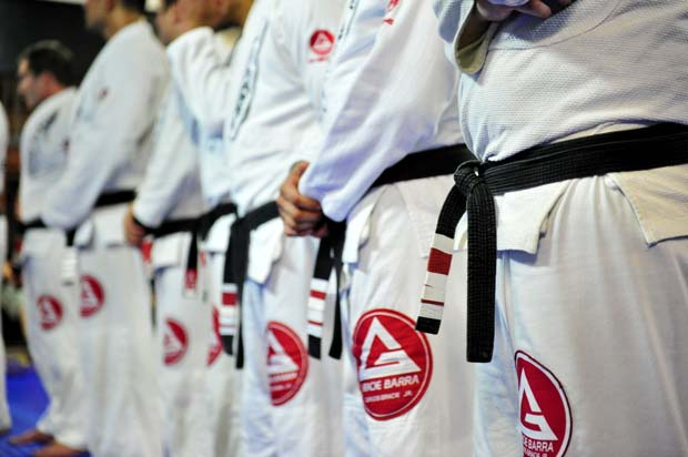 gb black belts