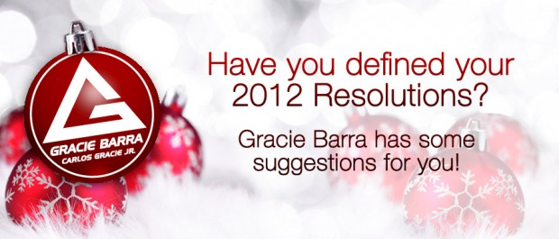 Have you defined your 2012 Resolutions?