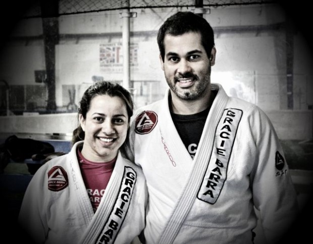 Profesors Fabiana Borges and Ricardo Moraes make a great team at the North Austin and Roundrock schools