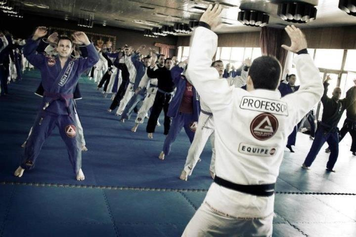 Gracie Barra Martial Arts BJJ JIuJitsu in Hungary Camp&quot;