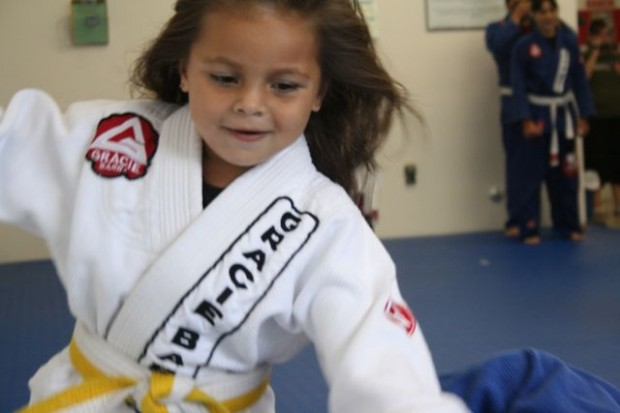 """Martial Arts for Kids Self-improvement Gracie Barra"""