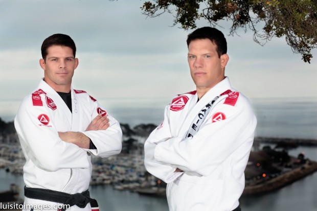 """Almeida Brothers at a Jiu-Jitsu talkshow online"""