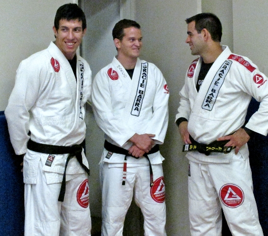 """GB JiuJitsu Marco with Kayron Gracie and Rodrigo Clark"""