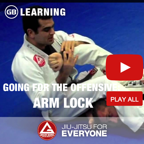 Going for the Offensive- Arm Lock