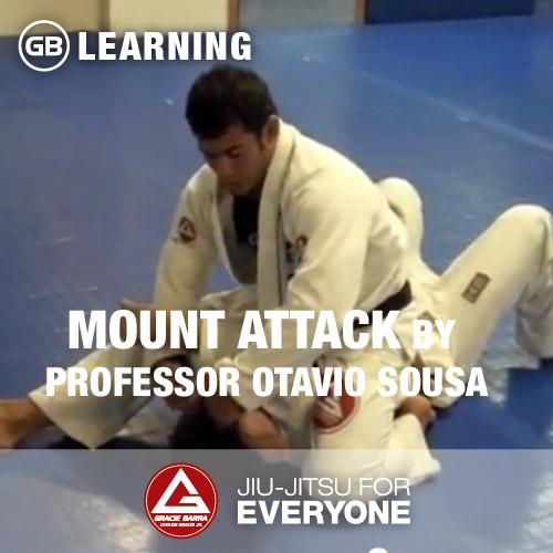 Mount Attack by Professor Otavio Sousa