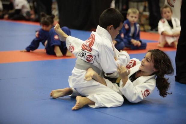 Benefits of Jiu-Jitsu for Kids