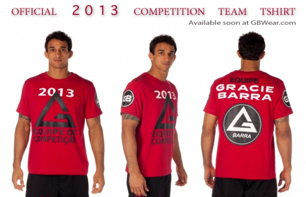 2013 GB Competition Shirt