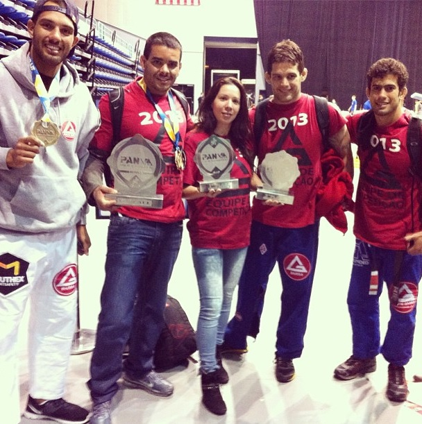 GB Coach Marcinha