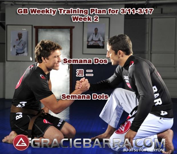 GWTP Week 2