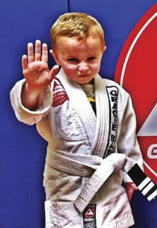 Anti-Bulling Gracie Barra