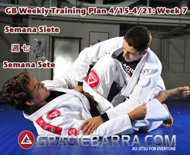 GBWTP Week 7