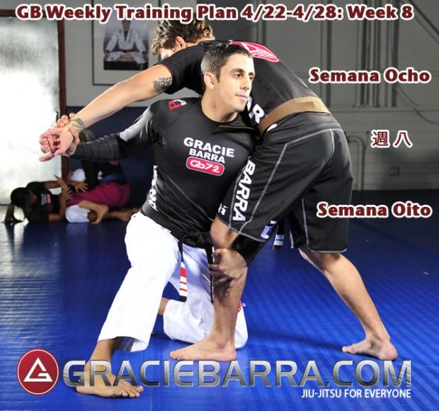 GBWTP Week 8
