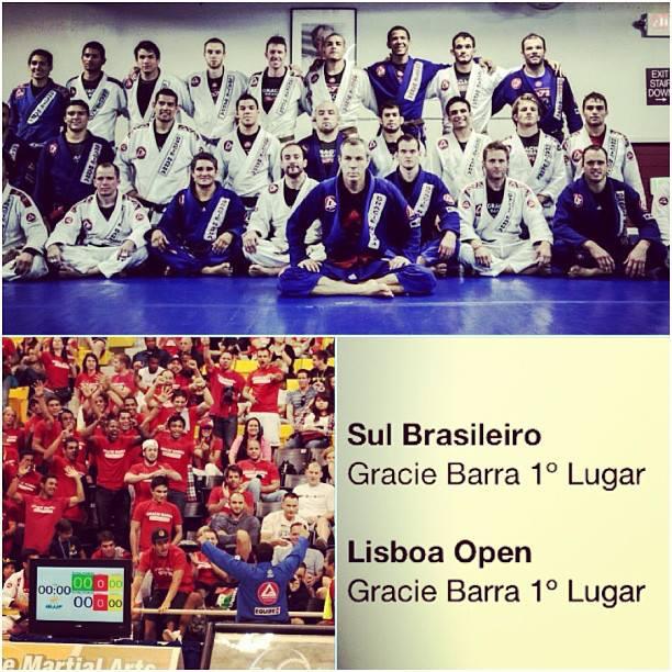 Gracie Barra Rio Open