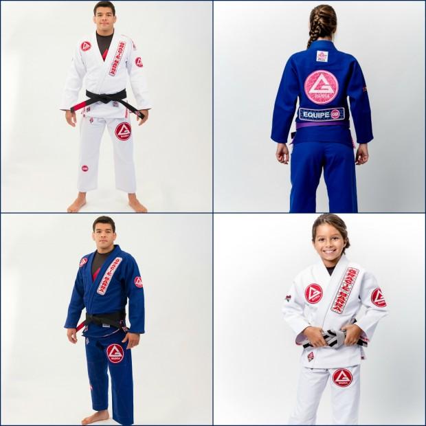 GB Wear Kimonos