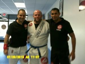 Professor Marcelo Ribeiro , Mark and Professor Marcelo Mattos