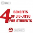 4 Benefits of Jiu-Jitsu for Students