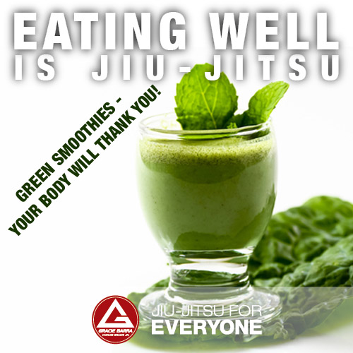Green Smoothies - Your Body Will Thank You!
