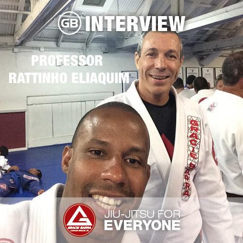 Professor Rattinho Eliaquim