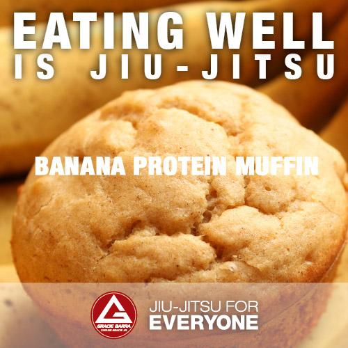 Banana Protein Muffin