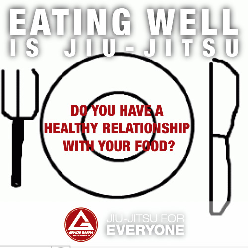 Do you have a healthy relationship with your food-