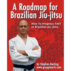 book_Roadmap For BJJ-Stephan Kesting