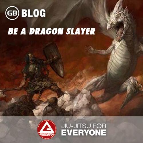 Be a Dragon Slayer