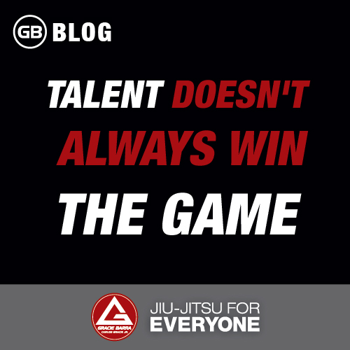 Talent Doesn't Always Win the Game