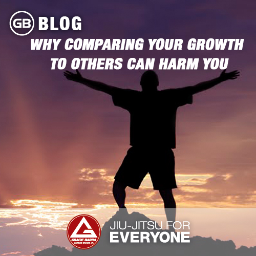 Why Comparing Your Growth to Others Can Harm You