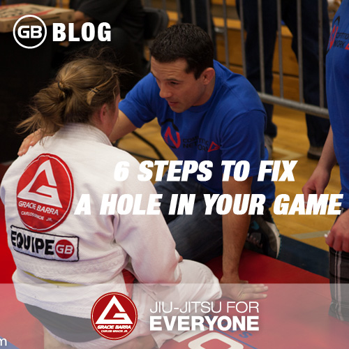 6 Steps to Fix a Hole in Your Game