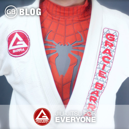 Why Even Super Heroes Need Jiu-Jitsu- Learning Technique  Always Matters.