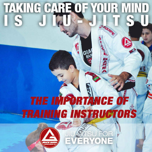 The importance of training instructors