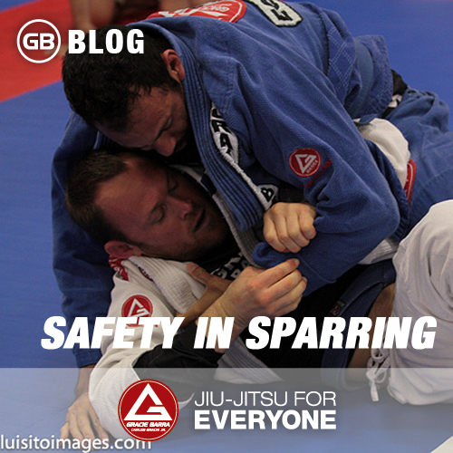 Safety in Sparring