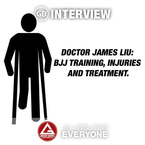 Doctor James Liu