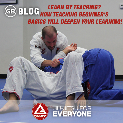 Learn By Teaching How teaching beginner's basics will deepen your learning
