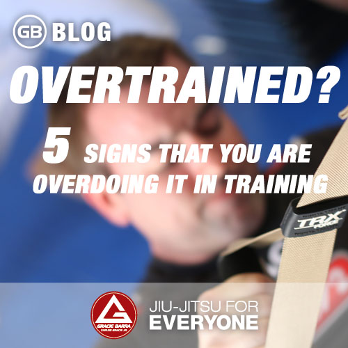 Overtrained 5 Signs That You Are Overdoing It in Training
