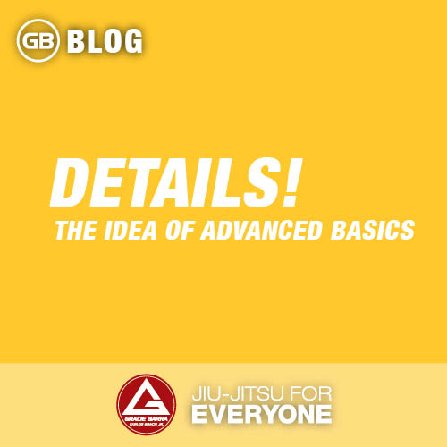 Details The Idea of Advanced Basics