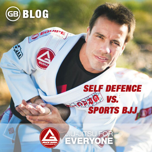 How Important is Self  Defence Training in BJJ